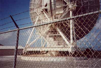 Photo 7 - (VLBA dish at St. Croix)