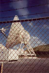Photo 5 - (VLBA dish at St. Croix)