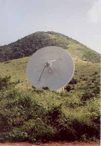Photo 6 - (VLBA dish at St. Croix)